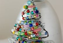 Christmas ideas / Handmade things to decorate your home