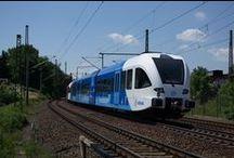 treinen / treinen van de ns