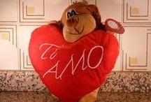 Idee regalo Peluche San Valentino Amore