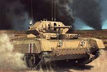 tanks / army tanks of ww2