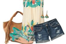 Style - Summertime / Fashion / by Mary Holland Taylor