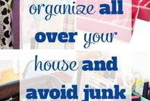 Organization Tips & Tricks / by Brock Realty Group