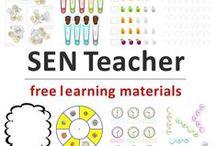 SEN Teacher / Resources from senteacher.org