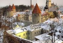 TALLINN ♡ / What to do and what to see in Estonia? Tallinn free travel guides ✈ Plan your trip and go! // Do you like this board? Visit my travel blog :) http://travelingilove.com