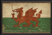 St. David's day / Celebrating all things Welsh! Happy St. David's day for the 1st March xx