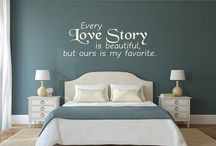 Wall Decals / by Laura Chau