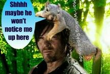 Daryl Dixon - Humor / by All Things Walking Dead