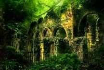 Magical and Enchanting Places / .