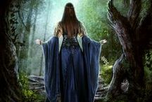 Fae, Elves and Woodland beings