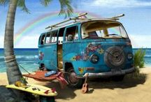 Magic caravan