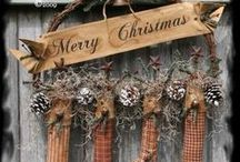 Christmas Decorations / by Nanna