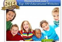 Homeschool.com's Top 100 Educational Websites for 2015 / Homeschool.com's Top 100 Educational Websites for 2015 / by Homeschool.com