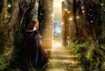"""Portals to other realms / """"Be an opener of doors."""" ~ Ralph Waldo Emerson"""