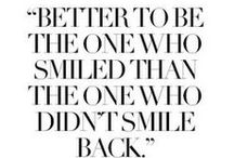 quotes smile