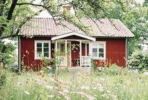 Maison de rêve ... (Chalet / cottage / forest / sea)