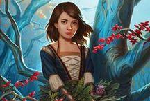 Character Inspiration: Gilda Karanor