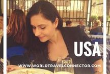 USA / USA Travel by World Travel Connector