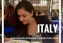 ITALY / Italy Travel by World Travel Connector