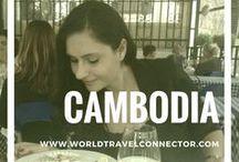 CAMBODIA / Cambodia Travel by World Travel Connector