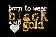 ❈Black & Gold❈ / All Things Black and Gold / by ☆HisSweetness♡