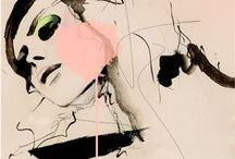 Inspiration / Things that inspire me. Art, sketches, photo's, pleople and more