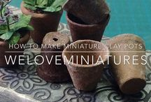 Miniature tutorials from weloveminiatures.com