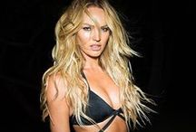The Girl Crush : Candice Swanepoel / Well, Candice Swanepoel