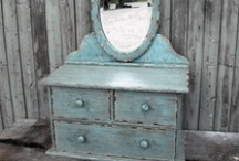 Drawers and Commode