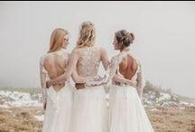 Esküvői ruha trendek/ Wedding dress / Esküvői ruhák és trendek. Inspirációk, ötletek, és valós lelőhelyek. #esküvő #esküvőiruha #wedding #weddingdress