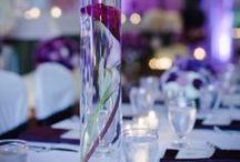 Esküvői asztaldíszek/Wedding centerpieces / Lehet egy csipkével díszített befőttes üveg, vagy egy díszes asztali futó. Ki mondta, hogy csak drága megoldással lehet díszes az esküvői asztal? #esküvőidekor #asztaldísz #weddingcenterpieces #esküvő