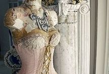 Mannequin &  Dressforms & Corsets