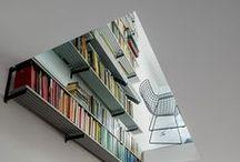 books - library's ideas / libraries-bookshalves