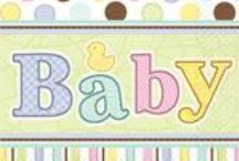 Baby: Tiny Bundle Baby Party Supplies / A range of Tiny Bundle baby party supplies, include coloured napkins, plates, tablecover, cups, disposable cutlery, Balloons and Platters. Add this Tiny Bundle partyware to any coloured party supplies and create the perfect themed party for a baby shower, naming day or Christening
