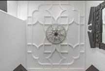 interiors- classic style / furniture and classic interior architecture
