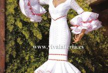 Colección Moda Flamenca 2014/1 / Moda Flamenca