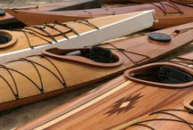 kayak and canoe