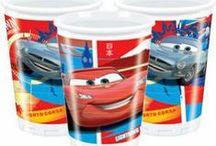 Disney Cars Party Supplies / Impress your little car fans with Disney cars party supplies with the latest Cars 2 movie with this selection of car fancy dress and themed partyware. With Disney Cars 2 the latest Disney film we have a greta range of party supplies to compliment a Cars Party Theme. Including invitations, party bags Featuring Lightning McQueen Fancy Dress, Cars Partyware, Cars banners & Decorations, Pinatas, Accessories, loot bags, Filled party bags, Party bag fillers and gifts.
