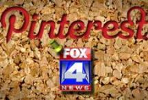 Original FOX 4 viewer pins / Have a great original pin? Then you could be featured on FOX 4's Morning Show!  Follow FOX 4 on Pinterest (please look for the invitation to our board in your email inbox), then upload your best, most creative and original ideas for crafts, recipes, designs or more to our board (include contact info). The ideas MUST be your own, or at least be your own modified version of an existing idea. The photos you use in your pin MUST be original and you MUST have permission to use them. Happy pinning!