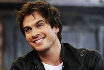 Ian Somerhalder / To me, one of the sexiest men alive! Apart from my partner of course!  / by stacey hill