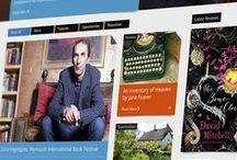 Web Design / Web design portfolio for Matrix. a creative agency.
