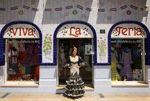 Claudia Alfaro es #FlamencadeVivaLaFeria (Entre Cirios y Volantes) / Claudia es #FlamencadeVivaLaFeria