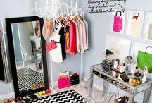 Dressing Room/Closet / I don't want a closet.. i want an entire dressing room.