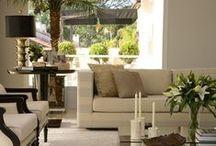 Living Room / Classic meets modern.
