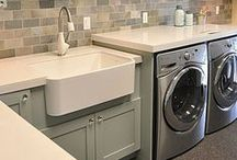 Laundry Room / Totally organized.