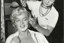 Marilyn & Makeup/Hair/Clothing/Mirror/Beauty / by Aimee Wright