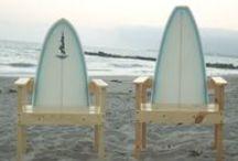 DIY / Creative ways to bring the beach home.