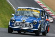Laura's Mighty Minis Race Series 2014 / Moss' very own Laura Harris competed in the 2014 Mighty Minis Race Series, which saw her race around many of Britain's best loved race tracks including Donnington and Silverstone! Here's her best bits.