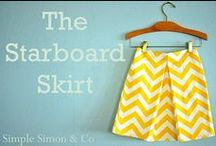 Chevron-tastic Ideas! / Inspiring images and lots of free tutorial s, inspired by fabulous chevrons!