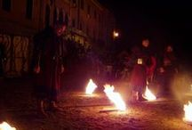 The Gothic / A knightly tournament for four aristocratic Italian families of the 15th century.