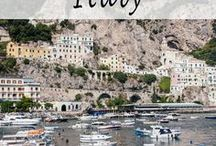 All things Italy / A collection of blog posts, articles and inspirational images of Italy.